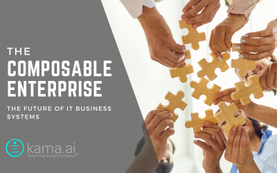 The Composable Enterprise – The Future of IT Business Systems